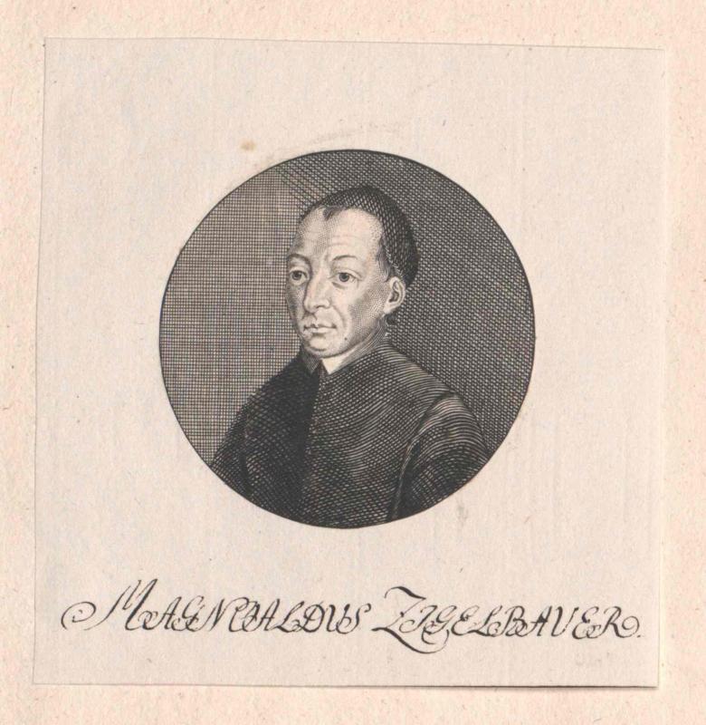 Ziegelbauer, Magnoald