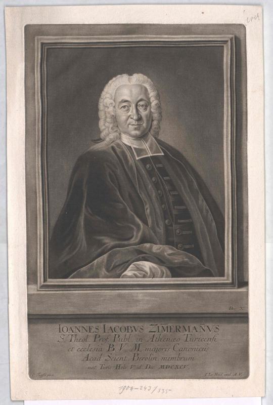 Zimmermann, Johann Jakob