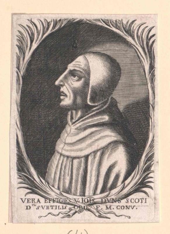Duns Scotus, Johannes