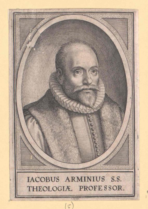 Arminius, Jacobus