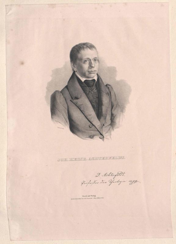 Achterfeldt, Johann Heinrich