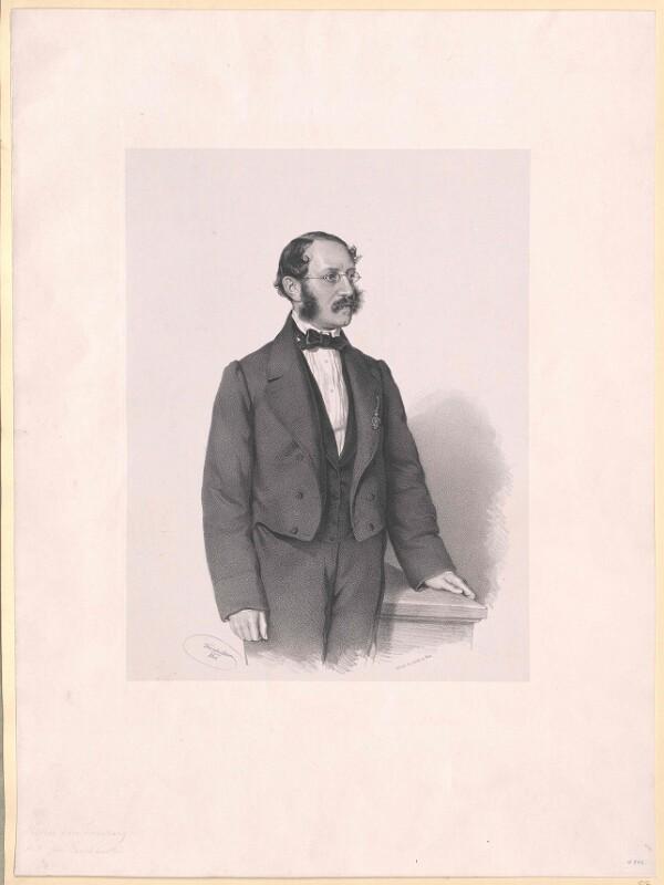 Gomperz, Max Ritter von