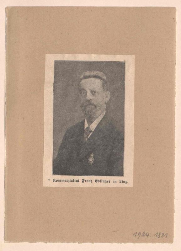 Edlinger, Franz