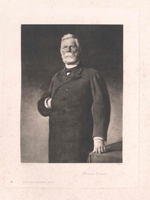 Gruson, Hermann Jacques August