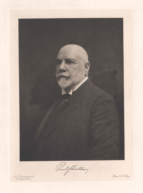 Schoeller, Paul Eduard Ritter von
