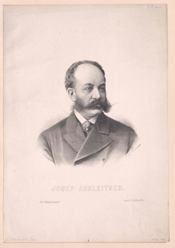 Achleitner, Josef