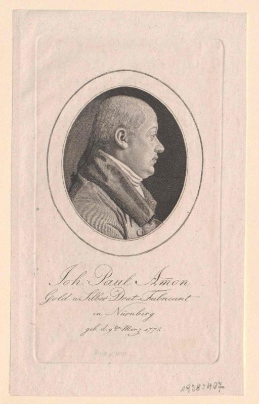 Ammon, Johann Paul