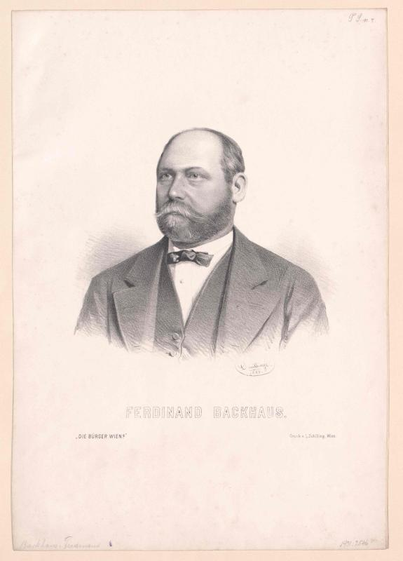 Backhaus, Ferdinand