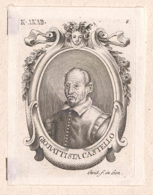 Castello, Giovanni Battista