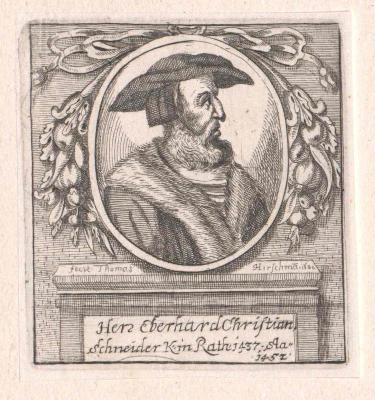 Christian, Eberhard