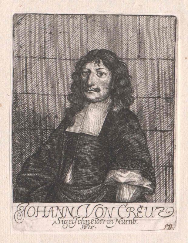 Creuz, Johann von