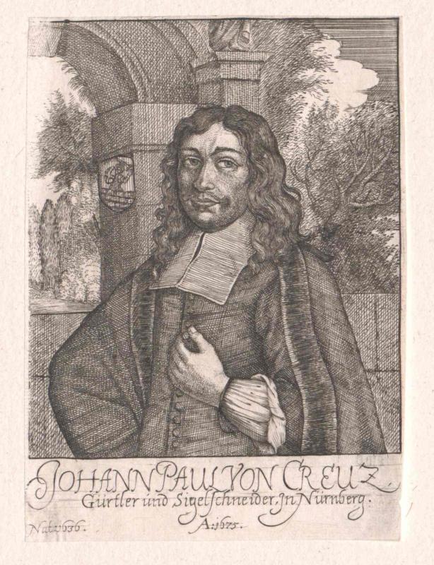 Creuz, Johann Paul von