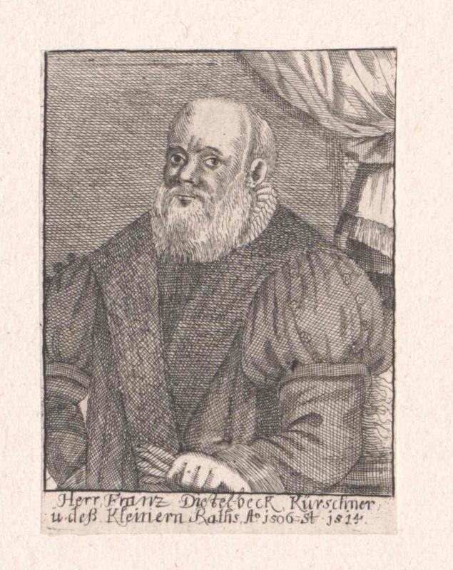 Dietelbeck, Franz