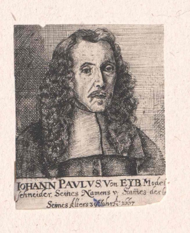 Eyb, Johann Paul von