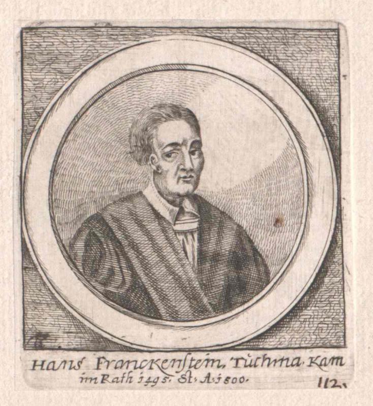 Franckenstein, Hans
