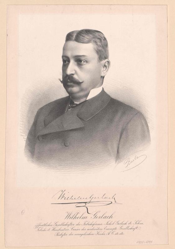 Gerlach, Wilhelm