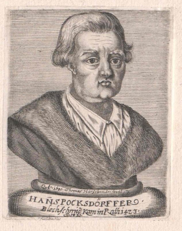 Pocksdörffer, Hanns
