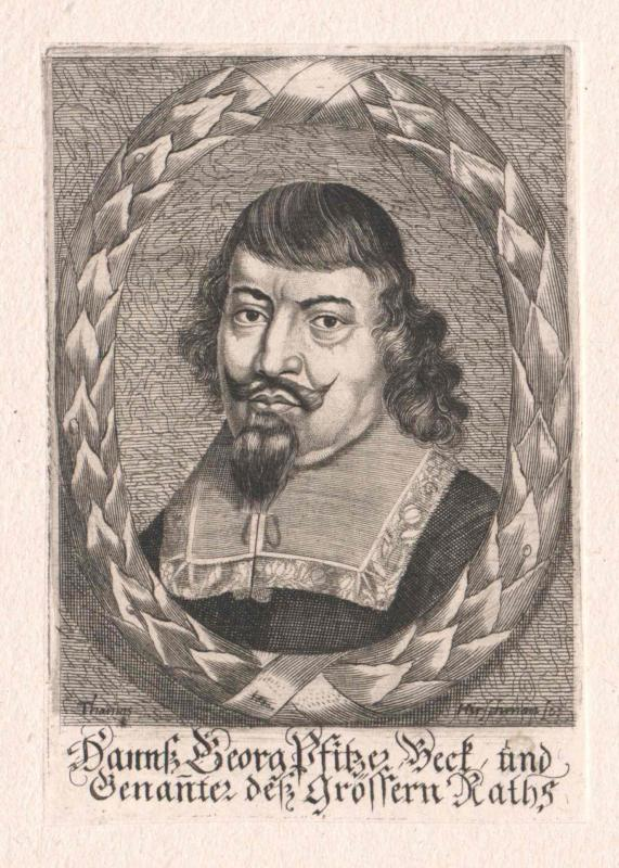 Pfitzer, Hanns Georg