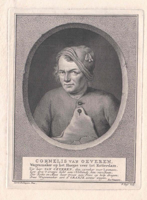 Oeveren, Cornelis van