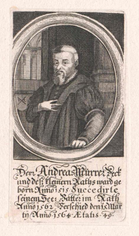 Murrer, Andreas