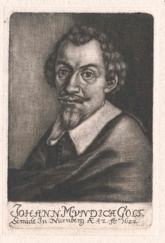 Mundicka, Johann