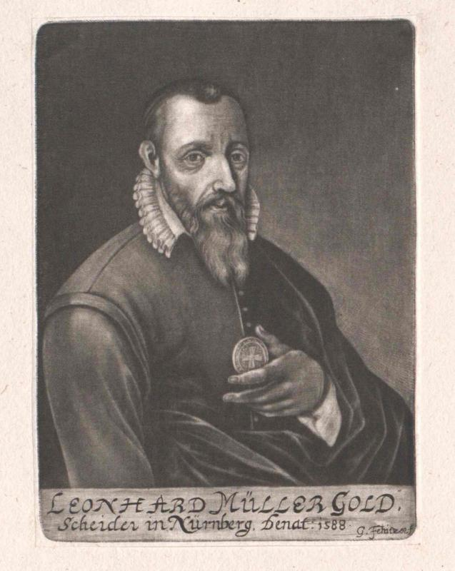 Müller, Leonhard