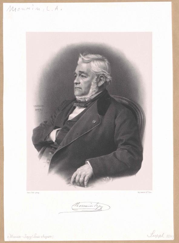 Monnin-Japy, Louis Auguste
