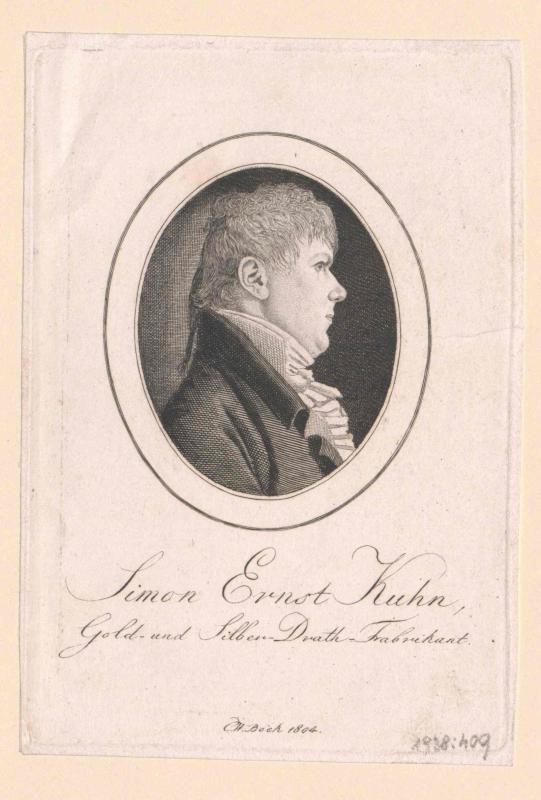Kuhn, Simon Ernst