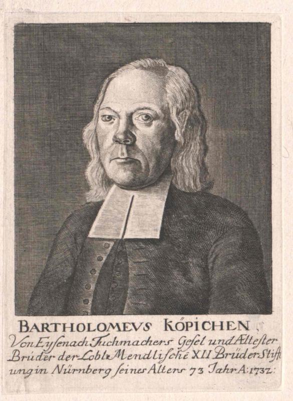Köpichen, Bartholomäus