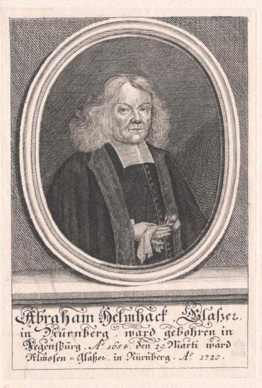 Helmhack, Abraham