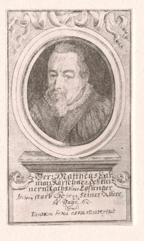 Hartman, Matthäus