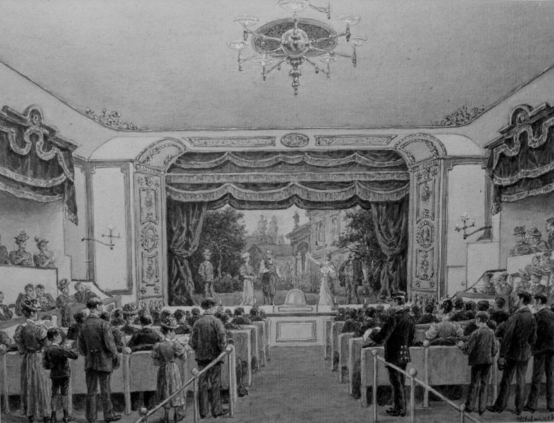 Wien 15, Schwenders Kolosseum