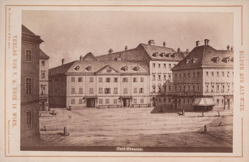 Wien 2, Carl-Theater