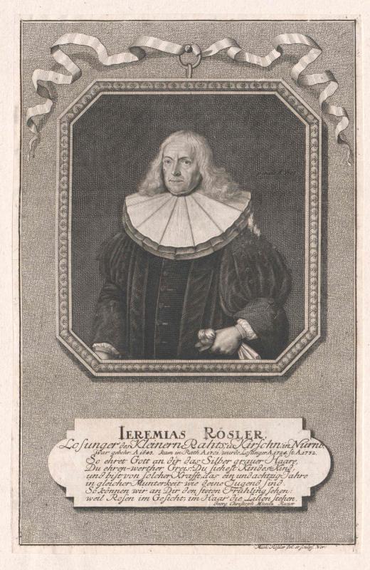 Rösler, Jeremias