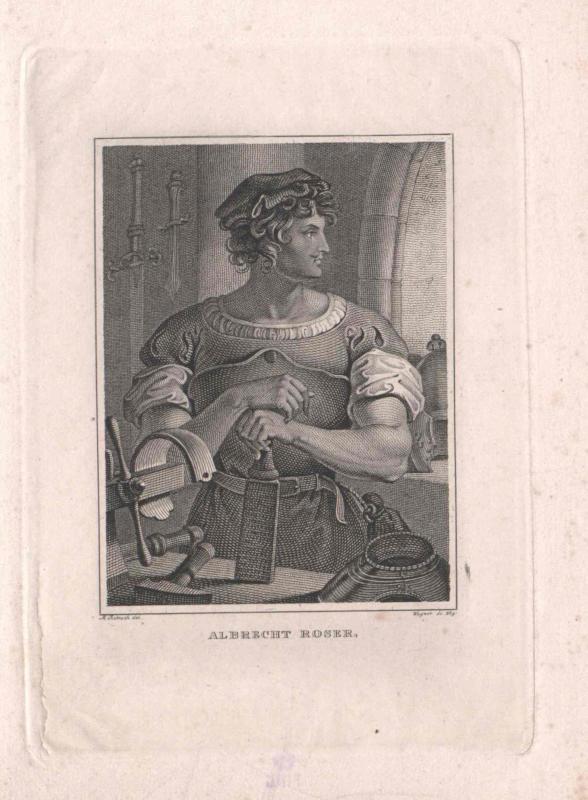 Roser, Albrecht