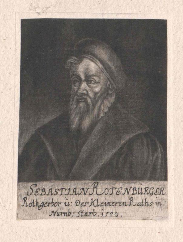 Rotenbürger, Sebastian