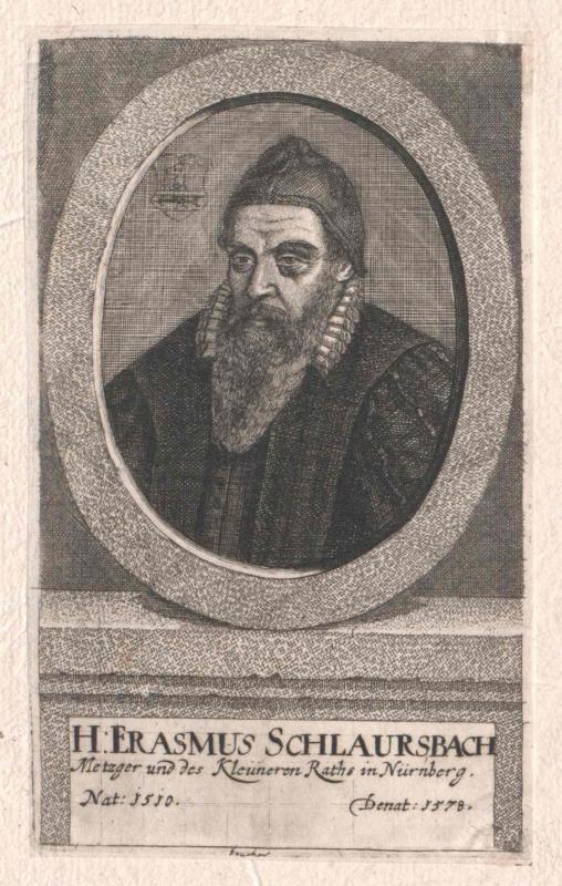 Schlaursbach, Erasmus