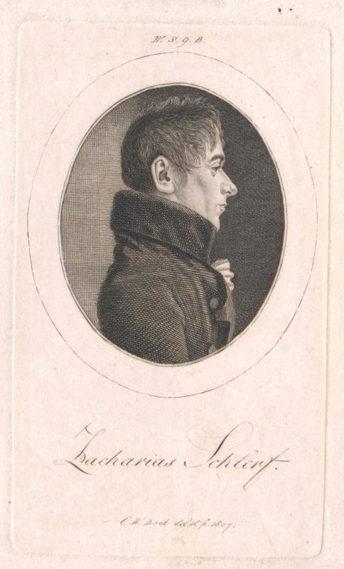 Schlerf, Zacharias