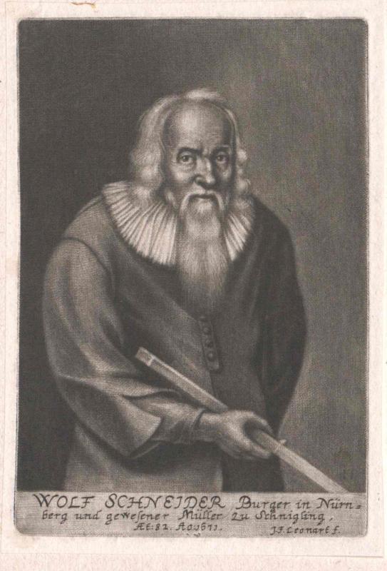 Schneider, Wolf