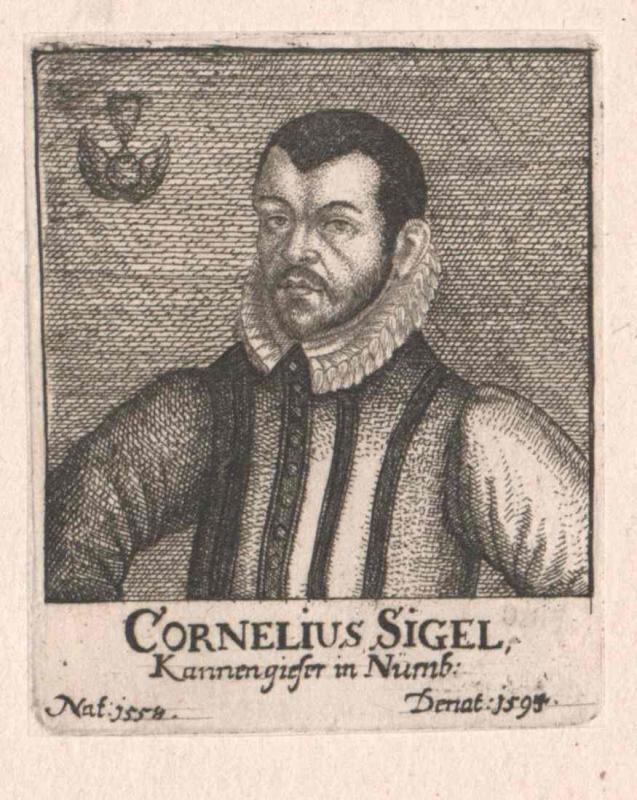 Sigel, Cornelius