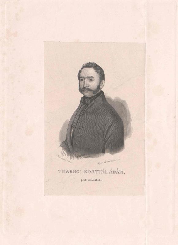 Tharnoi, Kostyál Ádám