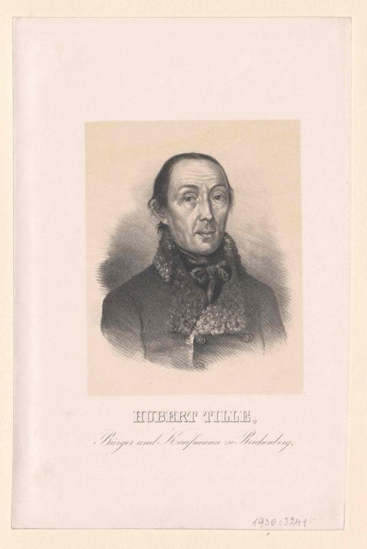 Tille, Hubert
