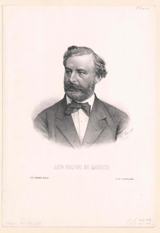 Volpini-Maestri, Antonio