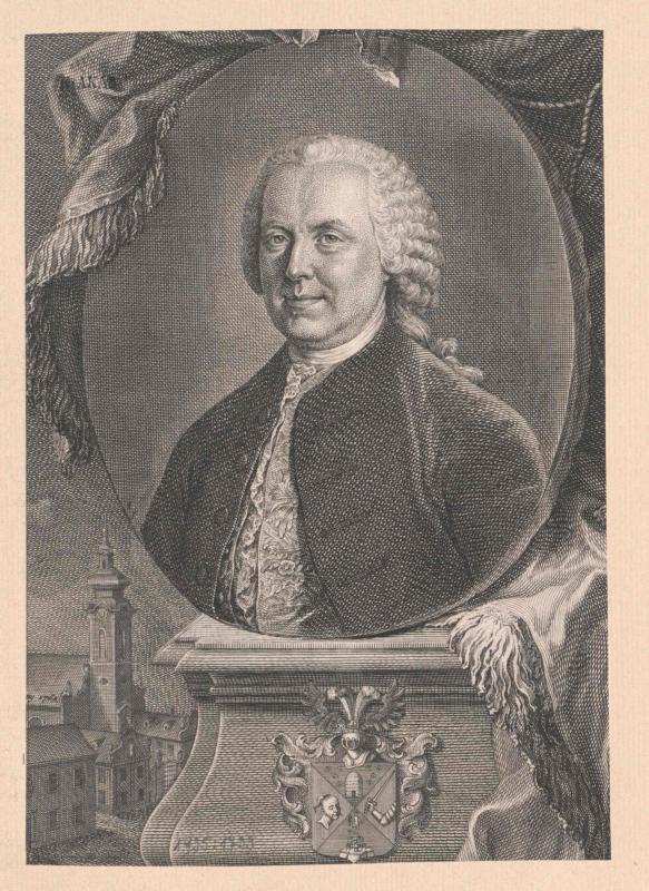 Wolff, Edler von Ehrenbrunn, Johann Jakob