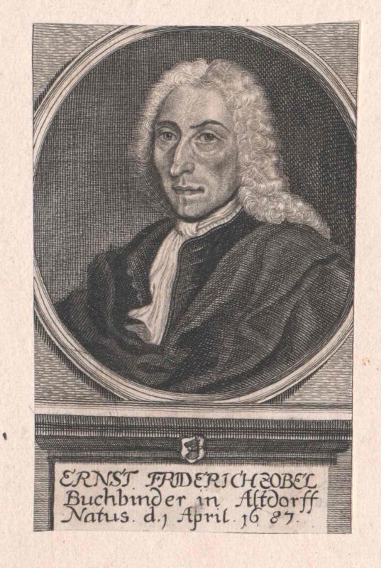Zobel, Ernst Friedrich