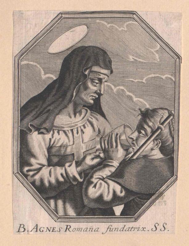 Agnes von Rom, Heilige
