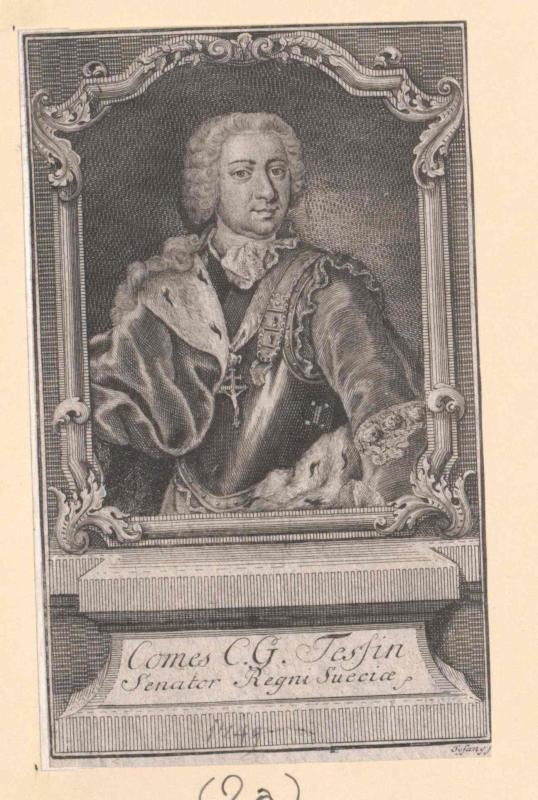 Tessin, Carl Gustaf Graf