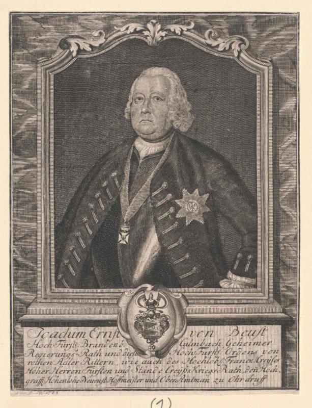 Beust, Joachim Ernst von