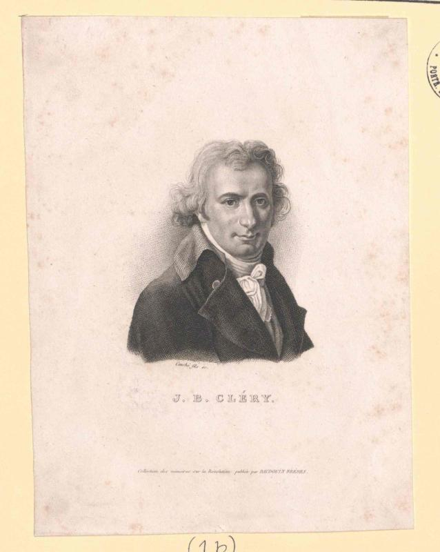 Cléry, Jean Baptiste