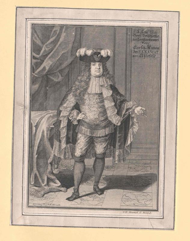 Ulfeld, Corfiz Anton Graf